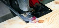 Installation de composantes sèches
